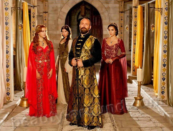 One of the last works of the actor - is the role of Sultan Suleiman in ...